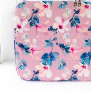 nachhaltige-Laptophülle-Hibiskus-rosa-recycelt-2