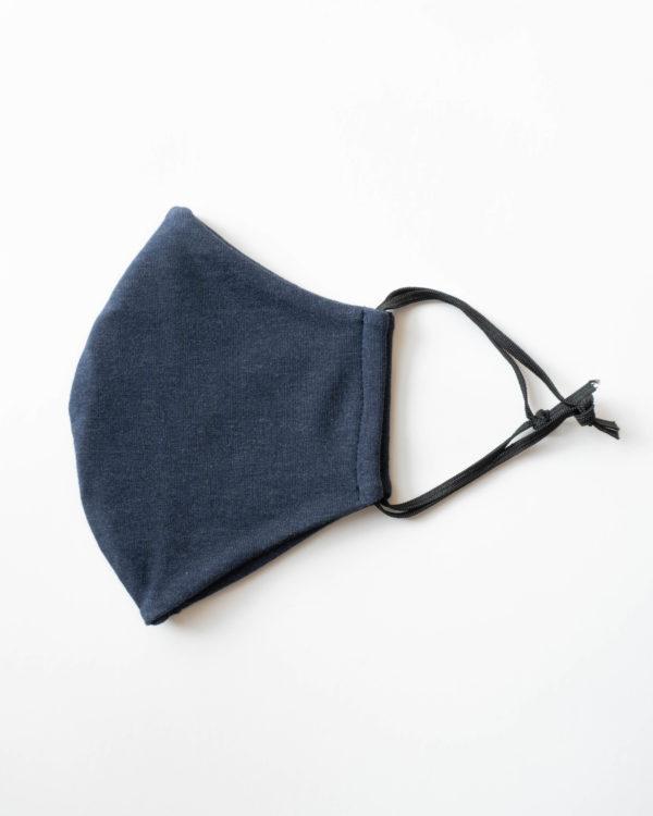 BaumwollMaske in blau für Männer Herren