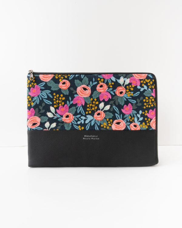Nachhaltige Laptophülle MAcbook Air Pro 13 14 15 Zoll Manufaktur Nicola Marisa